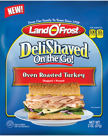 Oven Roasted Turkey - ds 2oz