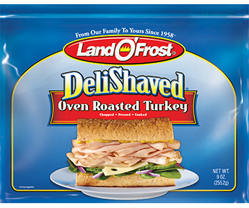 Oven Roasted Turkey - ds 9oz
