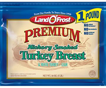 Hickory Smoked Turkey Breast - pr 1lb