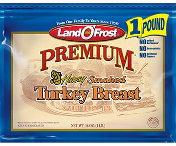 Honey Smoked Turkey Breast - pr 1lb