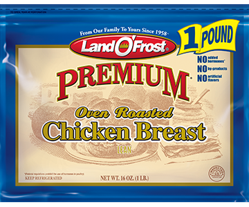Oven Roasted Chicken Breast - pr 1lb