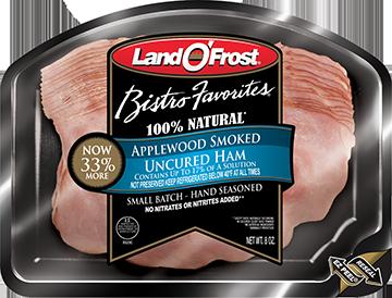 Bistro Favorites - Applewood Smoked Uncured Ham