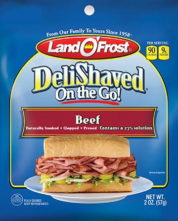 Beef - ds 2oz