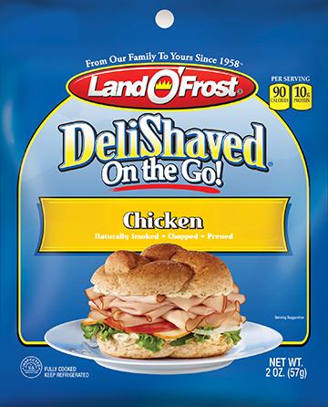 Chicken - ds 2oz