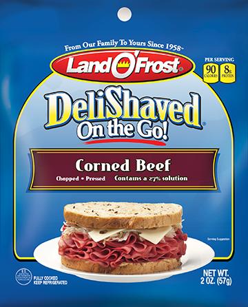 Corned Beef - ds 2oz