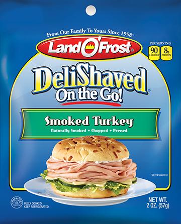 Smoked Turkey - ds 2oz