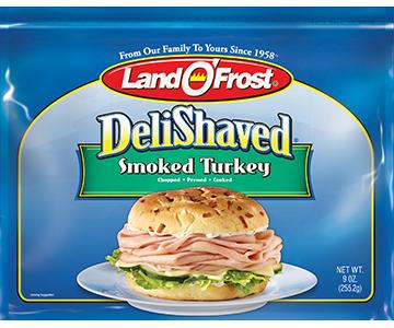 Smoked Turkey - ds 9oz